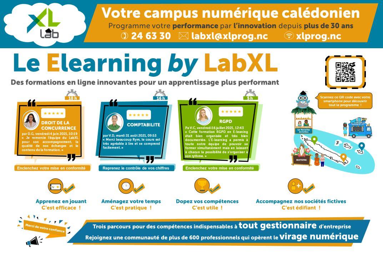 Parcours LabXL